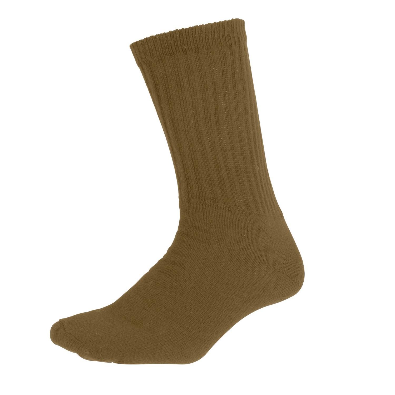 Ponožky US ATHLETIC COYOTE vel.10-13 - zvìtšit obrázek