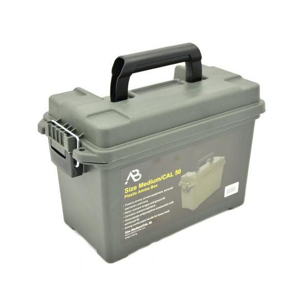 Bedna na munici plastová AMMO BOX US CAL.50 - zvìtšit obrázek