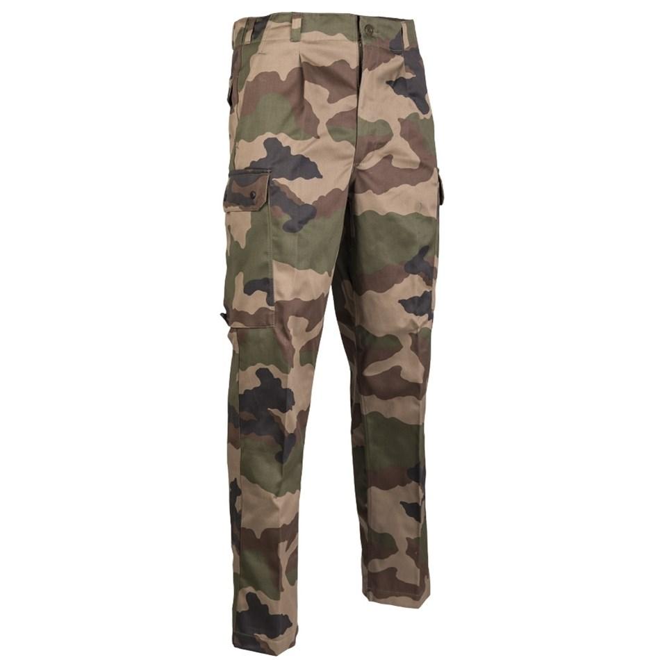 Kalhoty francouzské GENUINE F2 CCE TARN - zvìtšit obrázek