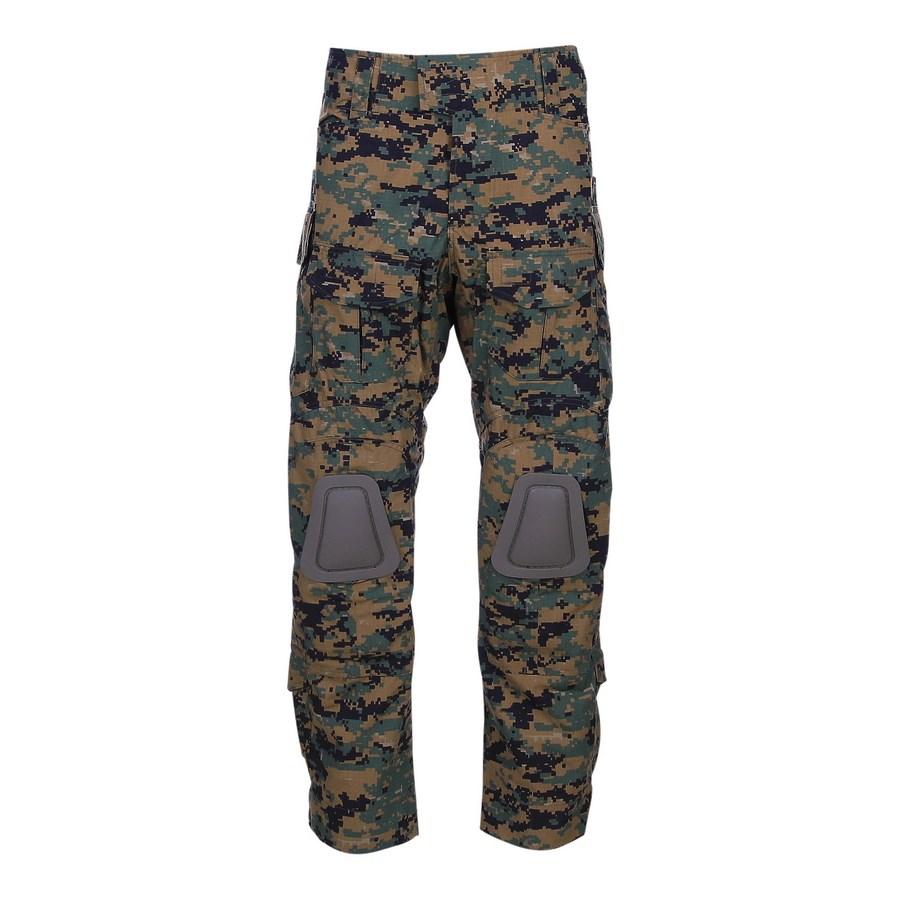 Kalhoty taktické WARRIOR DIGITAL WOODLAND - zvìtšit obrázek