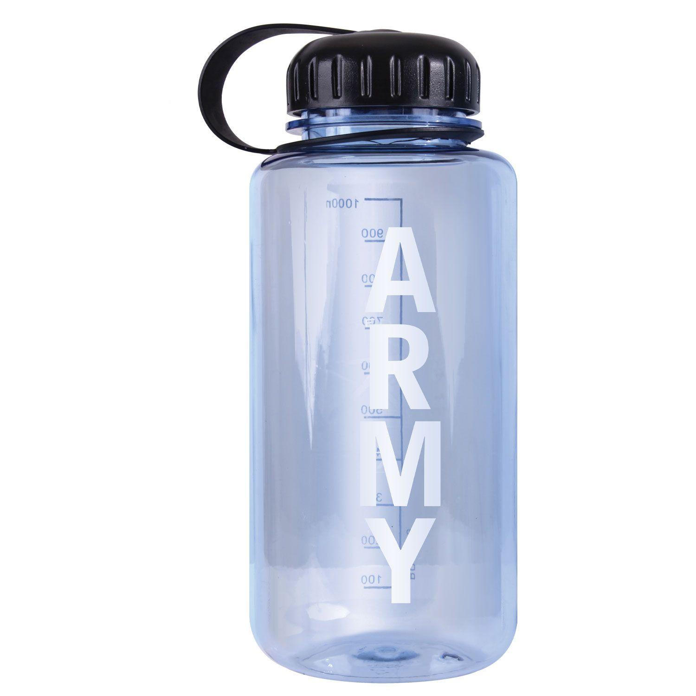 Láhev ARMY objem 1Q PRÙHLEDNÁ - zvìtšit obrázek