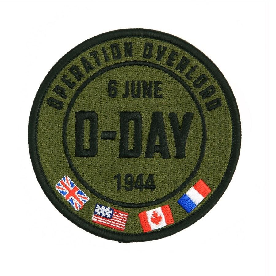 Nášivka D-DAY 1944 - zvìtšit obrázek