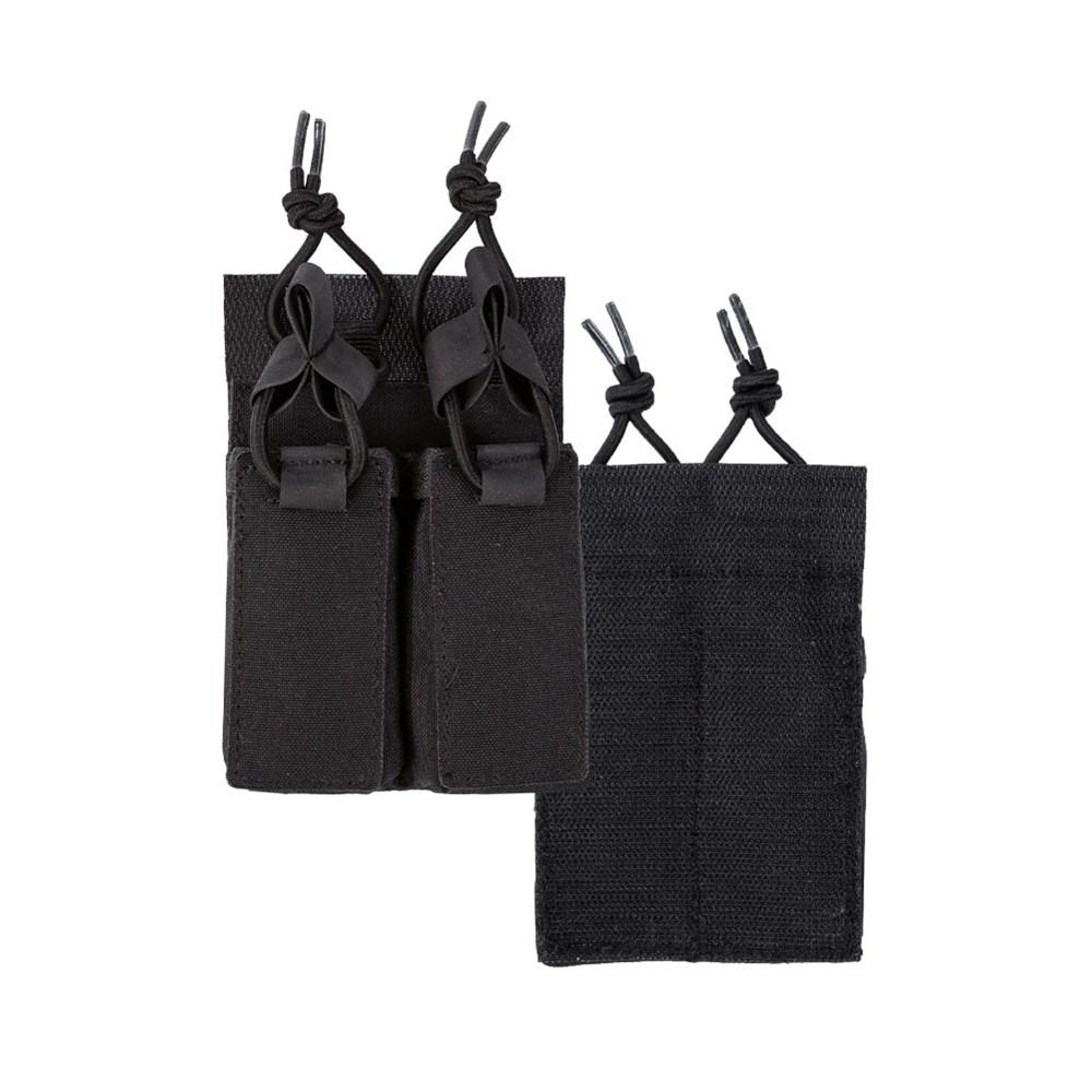 Sumka na pistolové zásobníky uchycení suchý zip ÈERNÁ - zvìtšit obrázek