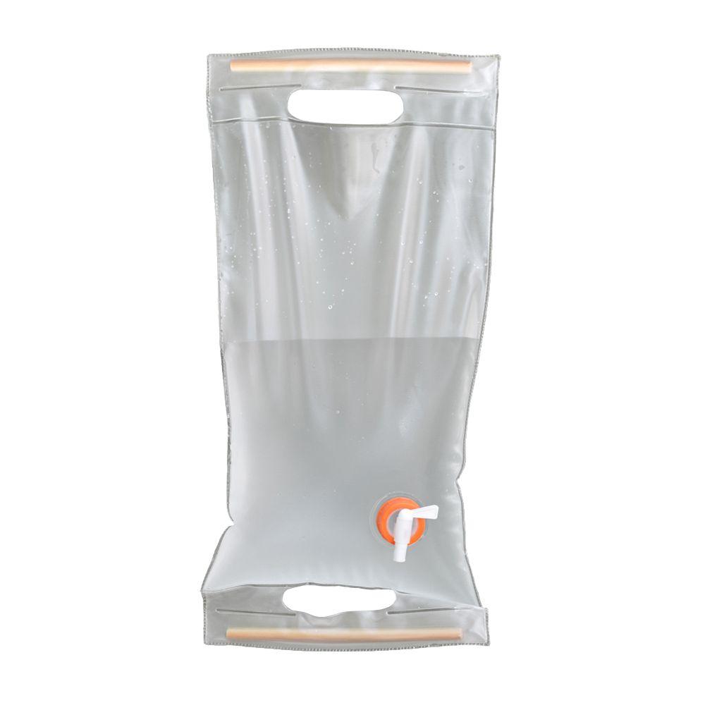 Vak na vodu závìsný ROLL-UP s ventilem 10 litrù - zvìtšit obrázek