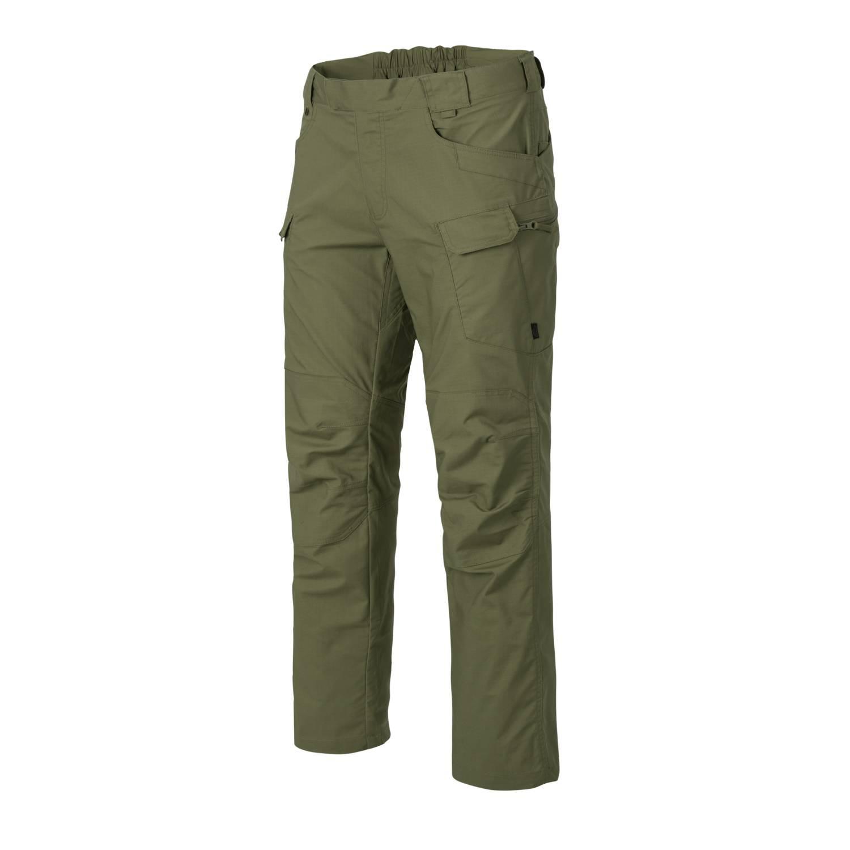 Kalhoty URBAN TACTICAL OLIVE GREEN rip-stop - zvìtšit obrázek