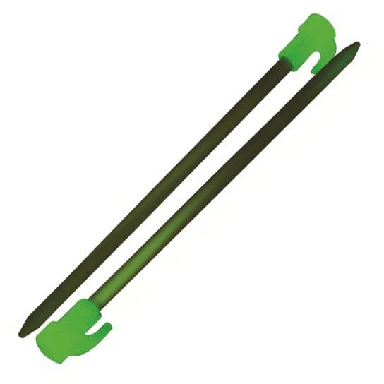 Kolík stanový FLUORESCENÈNÍ 20 cm 6 ks - zvìtšit obrázek