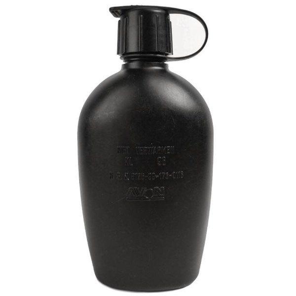 Láhev polní holandská AVON 1l s hydrataèním ventilkem na masku - zvìtšit obrázek