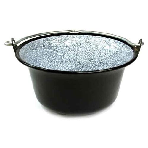 Kotlík gulášový maïarský smaltovaný 22l - zvìtšit obrázek