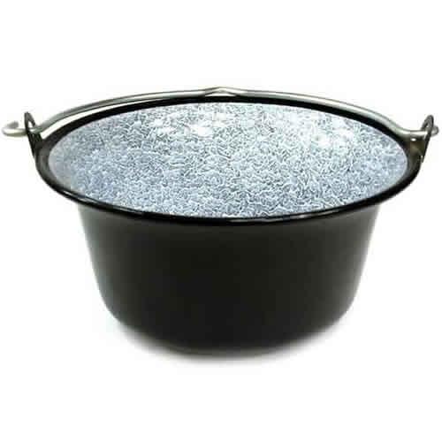 Kotlík gulášový maïarský smaltovaný 10l BARA - zvìtšit obrázek
