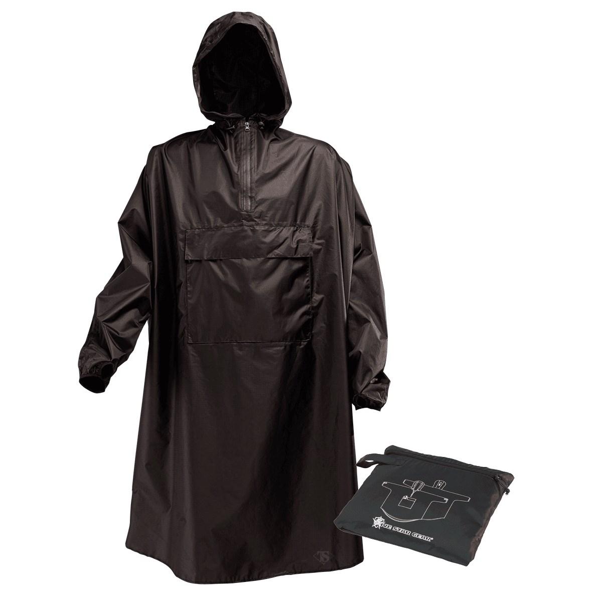 Pláštìnka SENTINEL s kapsou ÈERNÁ - zvìtšit obrázek