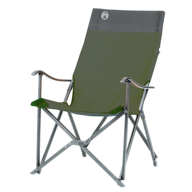 Židle skládací Sling ZELENÁ - zvìtšit obrázek