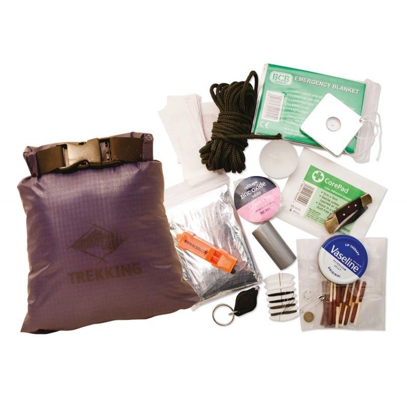 Balíèek pro pøežití záchranná sada Trekking Essential BCB - zvìtšit obrázek