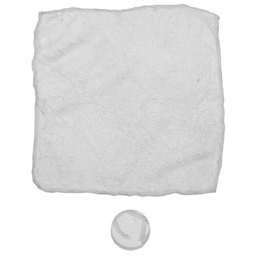 Ruèníky jednorázové MAGIC 5ks v balení BÍLÝ - zvìtšit obrázek