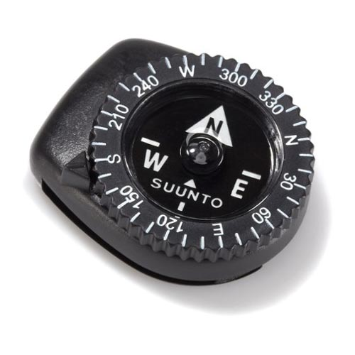 Kompas SUUNTO CLIPPER ÈERNÝ - zvìtšit obrázek