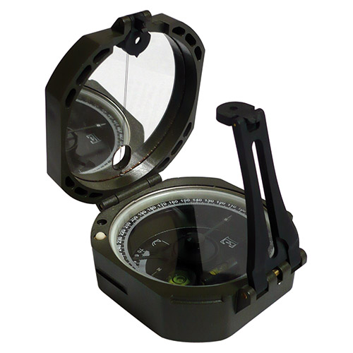 Kompas US M2 ZELENÝ - zvìtšit obrázek
