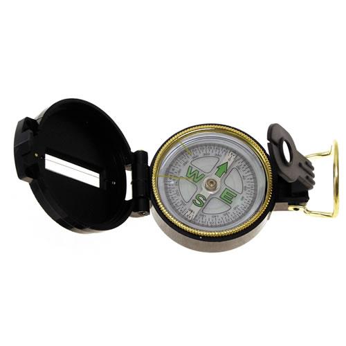 Kompas SCOUT plastový ÈERNÝ - zvìtšit obrázek