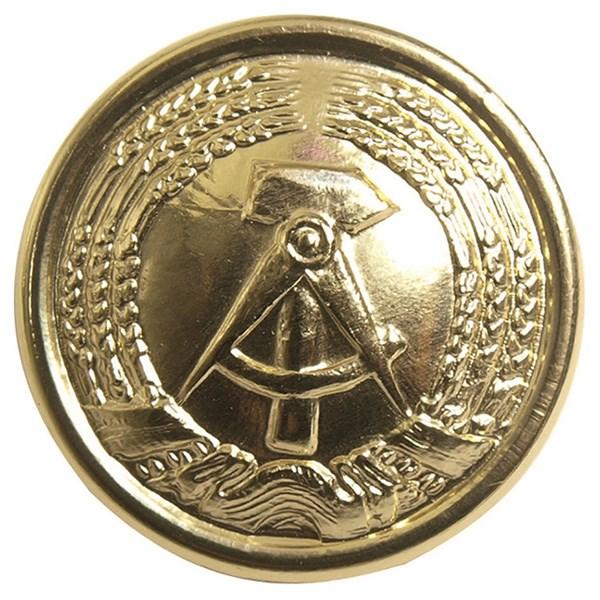 Knoflík NVA GENERAL s emblemem 20 mm - zvìtšit obrázek