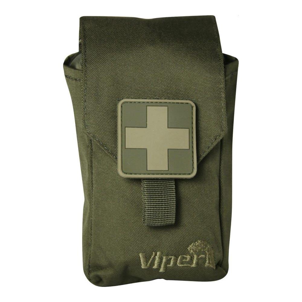 Lékárnièka první pomoci VIPER ZELENÁ - zvìtšit obrázek