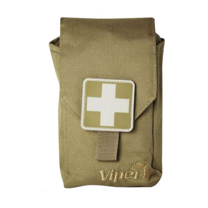 Lékárnièka první pomoci VIPER COYOTE BROWNv - zvìtšit obrázek
