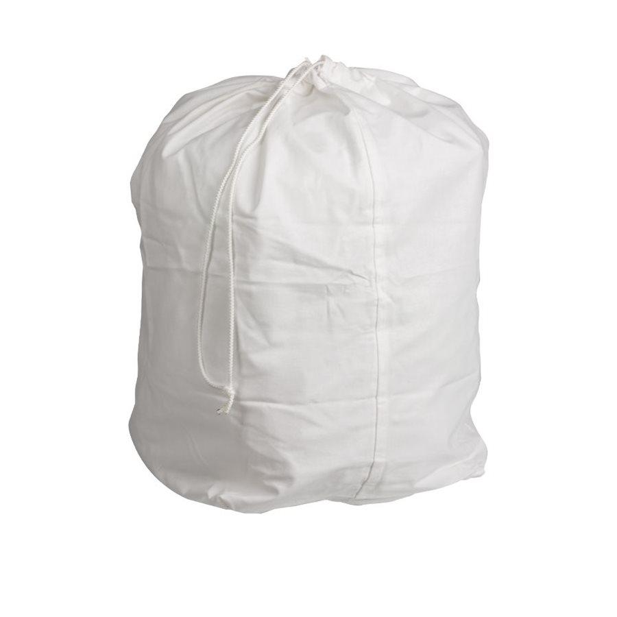 Pytel FRANCOUZSKÝ na špinavé prádlo BÍLÝ použitý - zvìtšit obrázek
