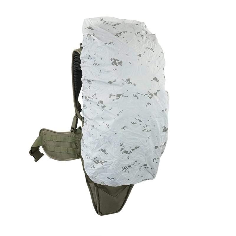 Pøevlek na batoh FEATHERWEIGHT SNOW DIGITAL - zvìtšit obrázek