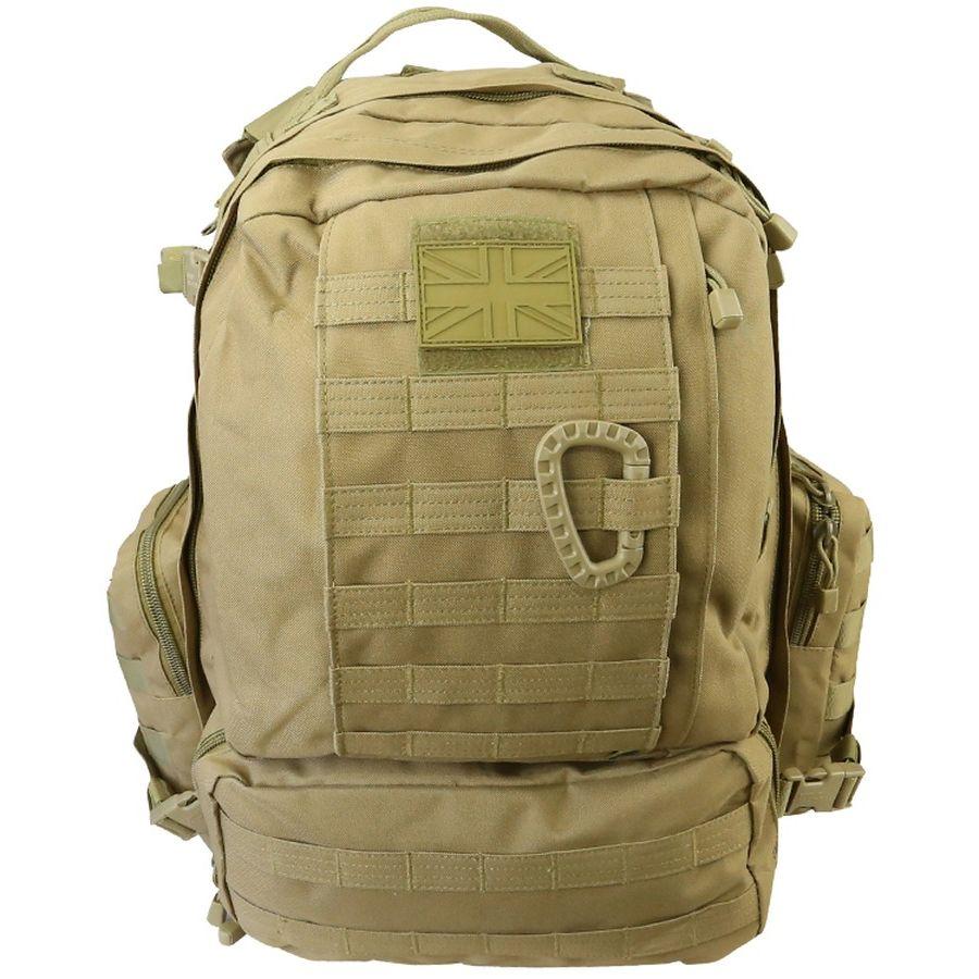 Batoh VIKING Patrol Pack MOLLE 60 litrù COYOTE - zvìtšit obrázek