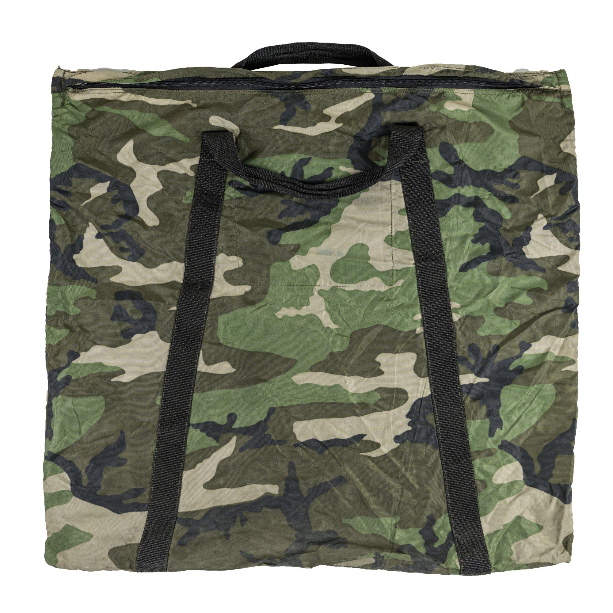 Taška pro vestu taktickou maskovaná vz.97 použitá - zvìtšit obrázek