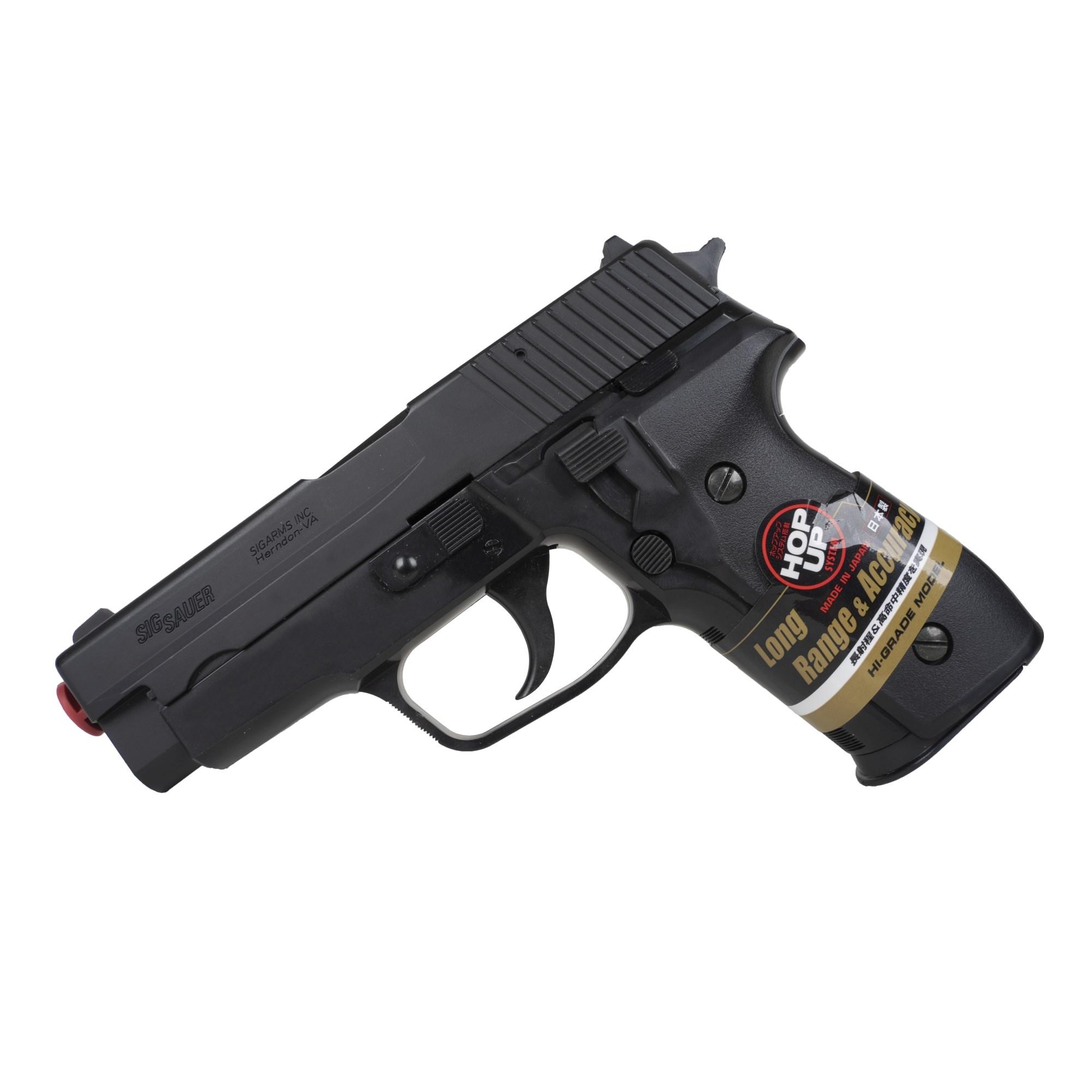Pistole airsoft manuální Sig Sauer P228 ÈERNÁ - zvìtšit obrázek