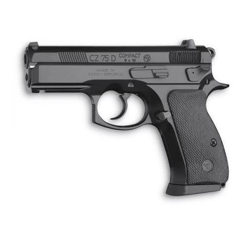 Pistole manuální airsoft CZ 75D Compact - zvìtšit obrázek