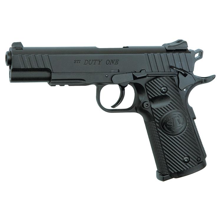 Pistole airsoft - CO2 ASG STI DUTY ONE 6mm - zvìtšit obrázek