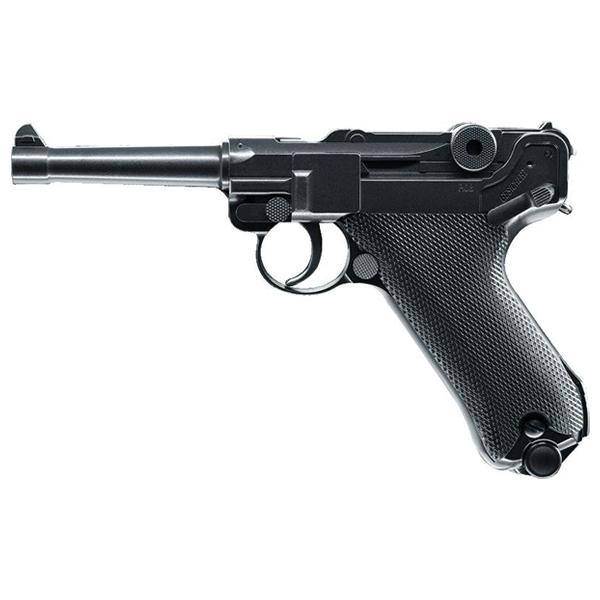 Pistole airsoft Legends P08 AG CO2 - zvìtšit obrázek