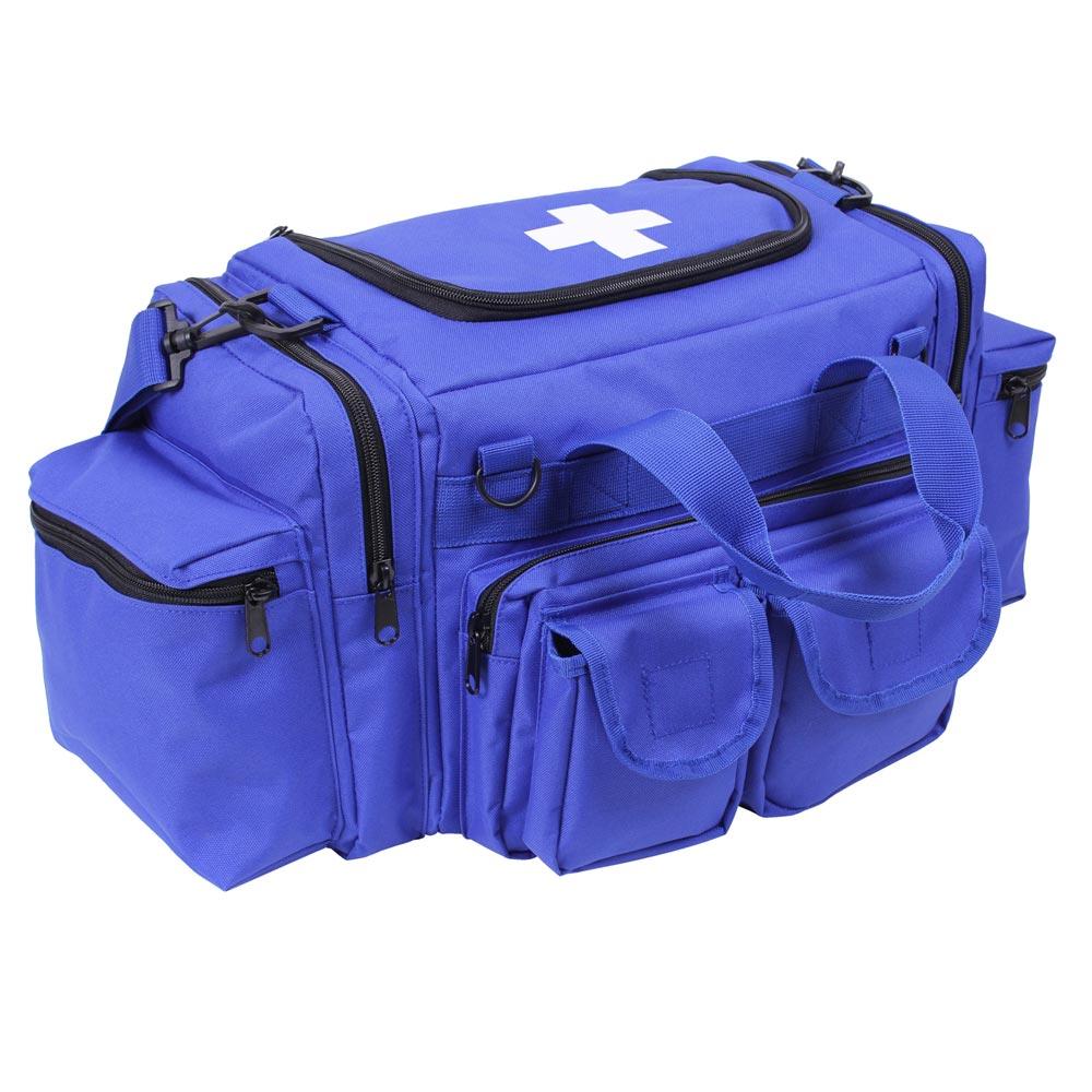 Taška pro zdravotníky a záchranáøe EMT MODRÁ - zvìtšit obrázek