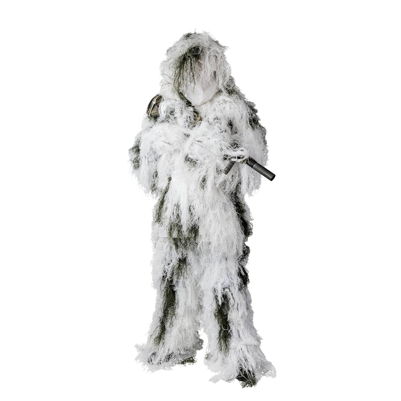 Pøevlek maskovací GHILLIE SNOW CAMO - zvìtšit obrázek