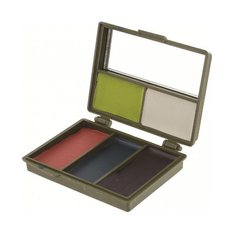 Barvy maskovací KRABIÈKA 5 barev se zrcátkem - zvìtšit obrázek