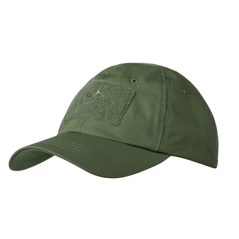 Èepice baseball suchý zip rip-stop OLIVE GREEN - zvìtšit obrázek
