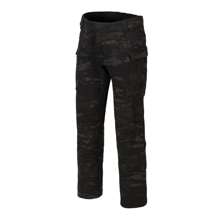 Kalhoty MBDU® NYCO rip-stop MULTICAM® BLACK™ - zvìtšit obrázek