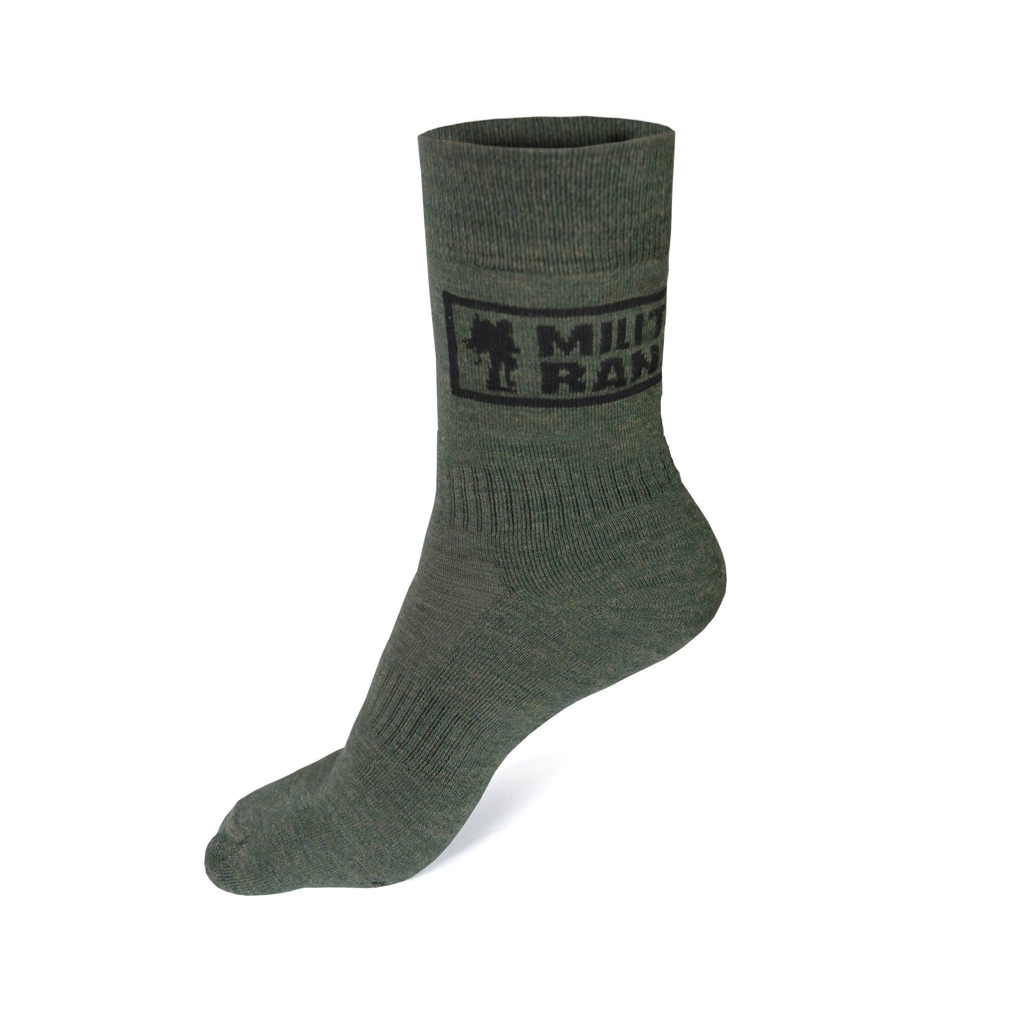 Ponožky funkèní MILITARY RANGE - zvìtšit obrázek