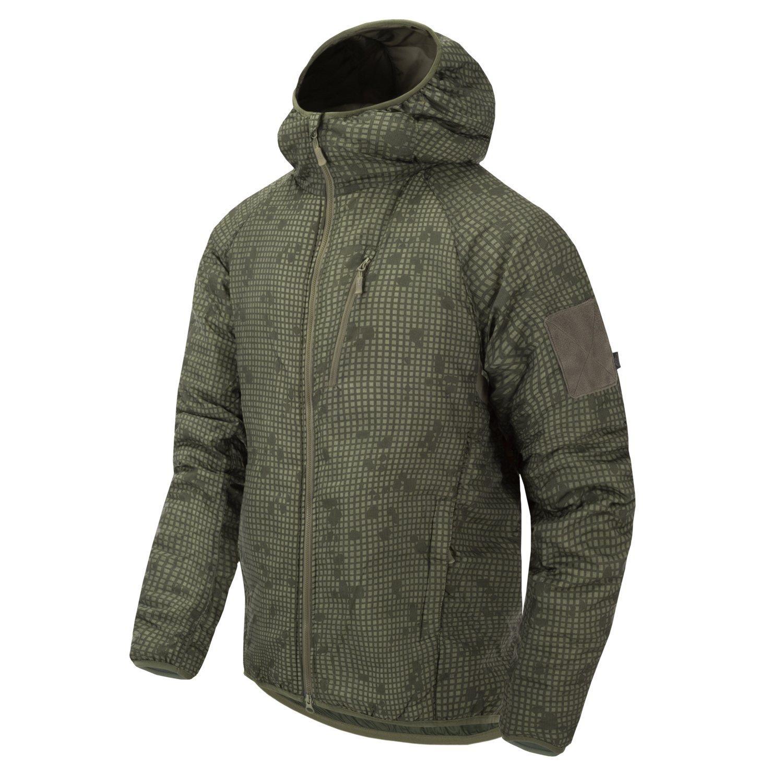 Bunda WOLFHOUND CLIMASHIELD® s kapucí DESERT NIGHT CAMO - zvìtšit obrázek