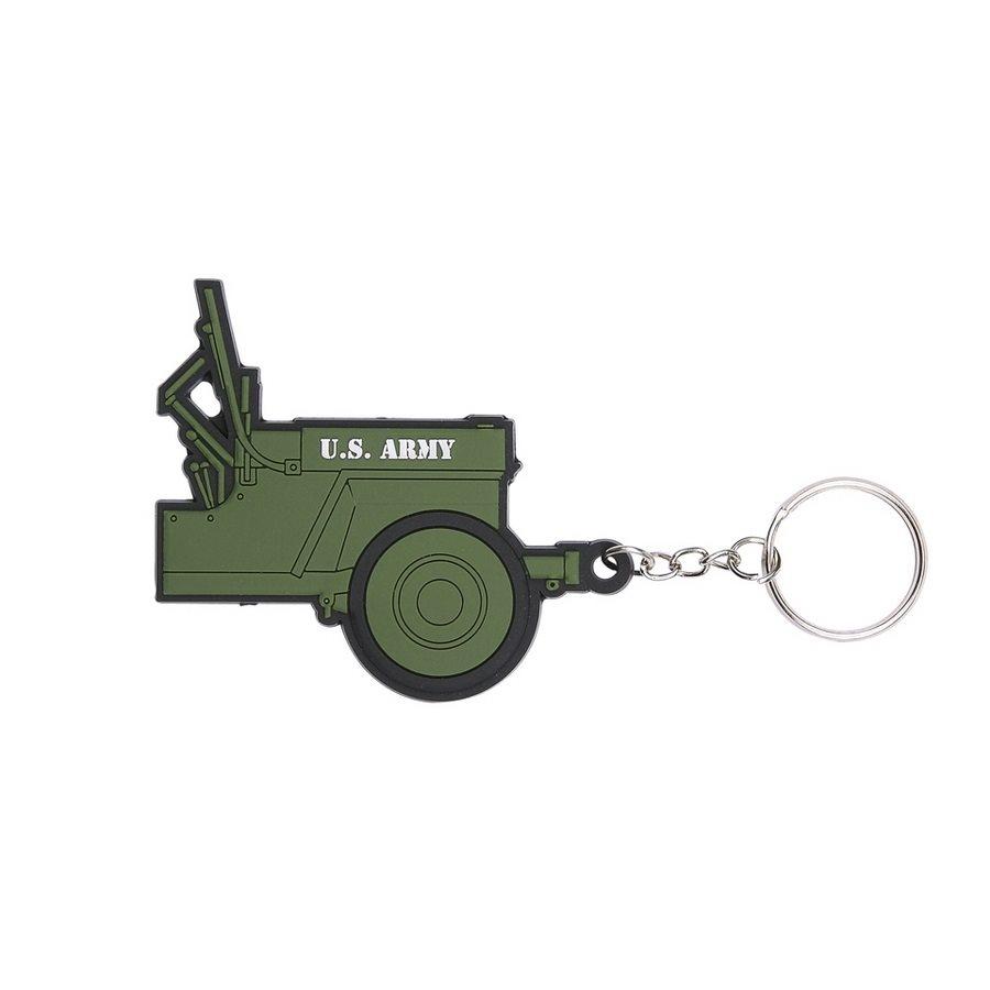 Klíèenka Jeep U.S. Army - zvìtšit obrázek