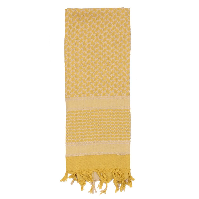 Šátek SHEMAGH 105 x 105 cm DESERT SAND/TAN - zvìtšit obrázek