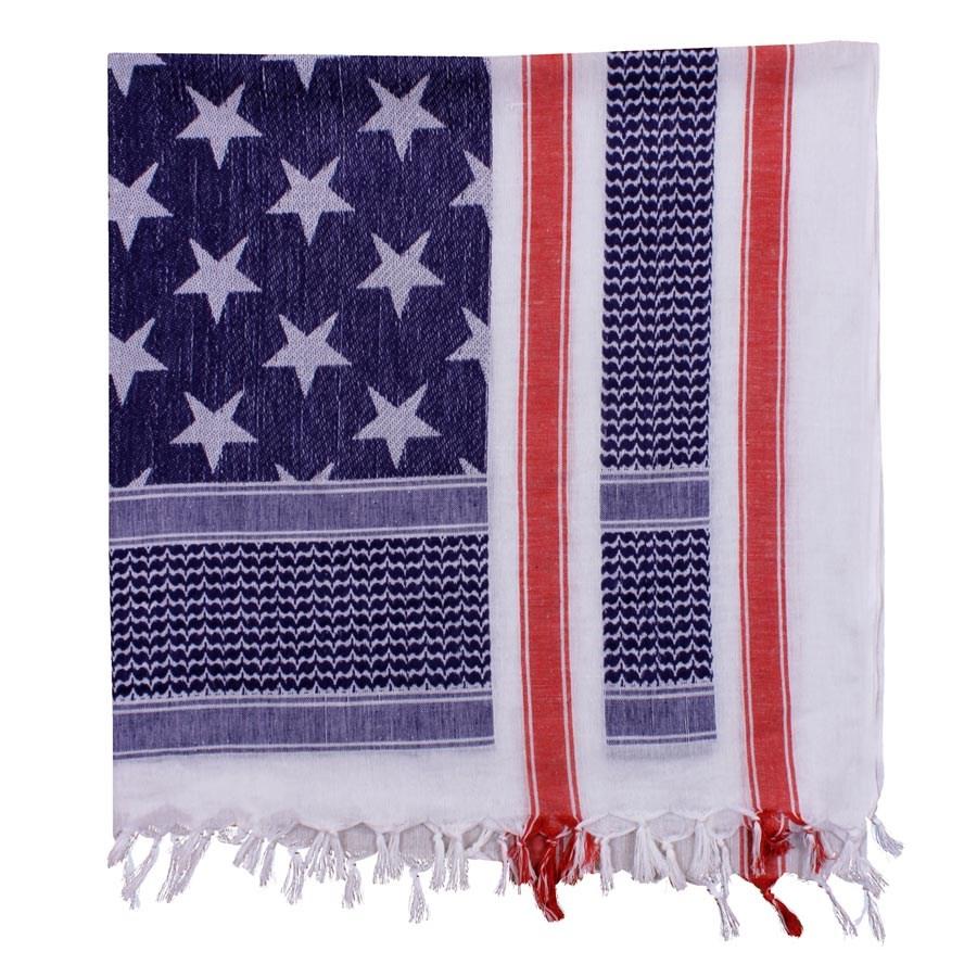 Šátek SHEMAGH vlajka USA - zvìtšit obrázek