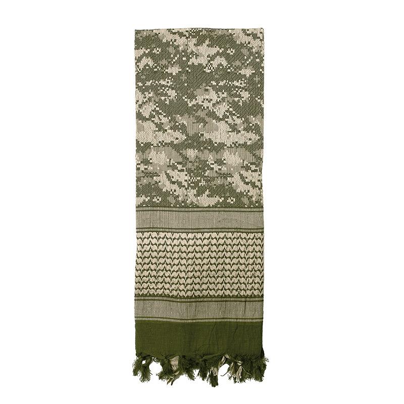 Šátek SHEMAGH 107 x 107 cm ACU DIGITAL - zvìtšit obrázek