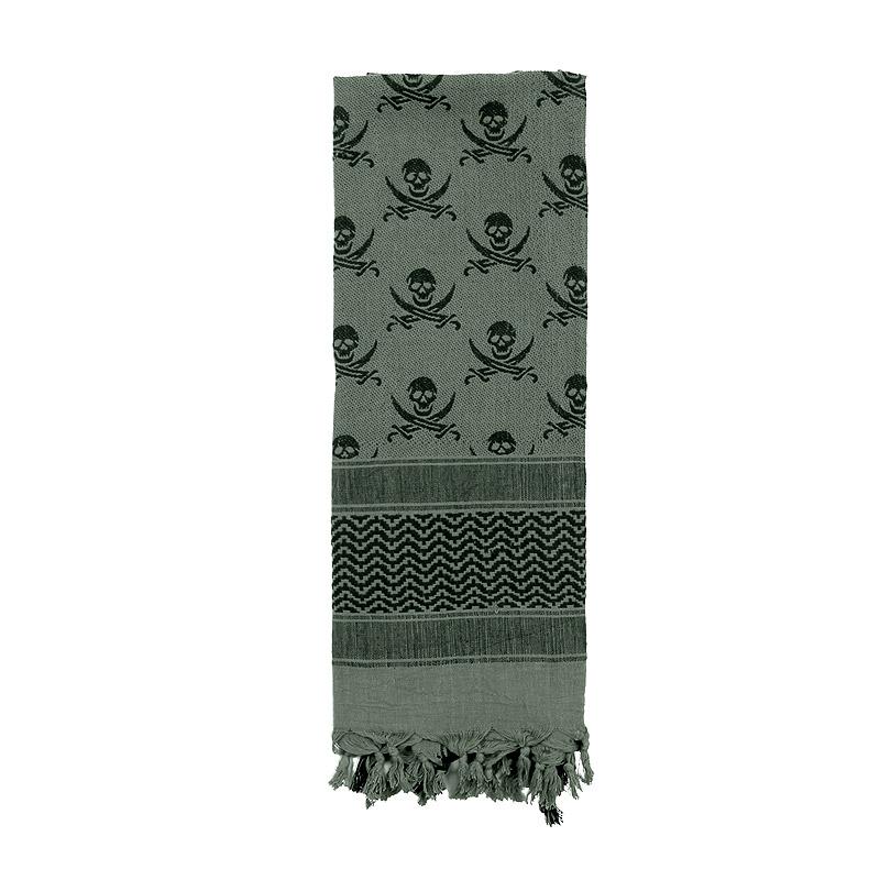 Šátek SHEMAGH LEBKY 107 x 107 cm FOLIAGE - zvìtšit obrázek