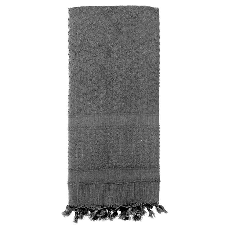 Šátek SHEMAGH SOLID 107 x 107 cm ŠEDÝ - zvìtšit obrázek