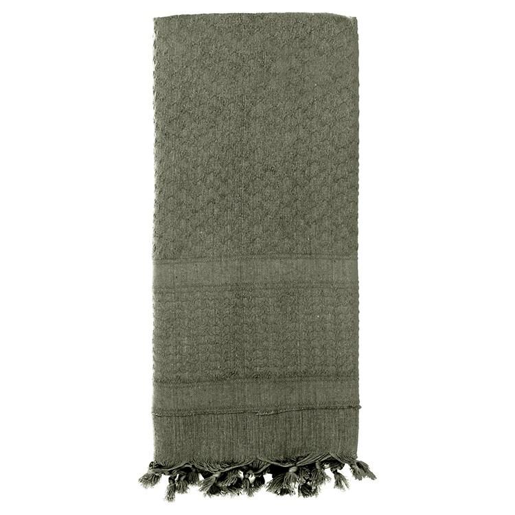 Šátek SHEMAGH SOLID 107 x 107 cm FOLIAGE - zvìtšit obrázek