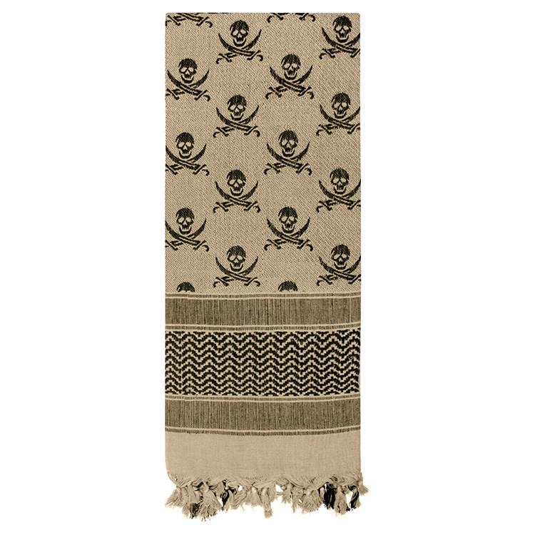 Šátek SHEMAGH LEBKY 107 x 107 cm DESERT - zvìtšit obrázek
