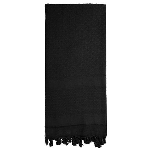 Šátek SHEMAGH SOLID 107 x 107 cm ÈERNÝ - zvìtšit obrázek
