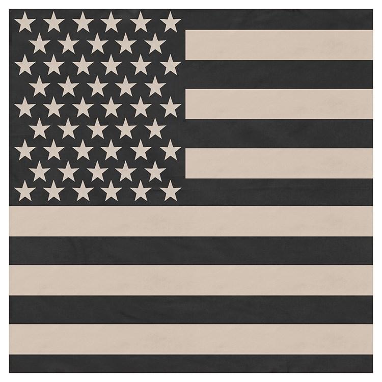 Šátek vlajka USA 55 x 55 cm DESERT - zvìtšit obrázek