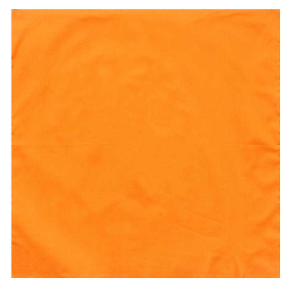 Šátek JUMBO ORANŽOVÝ 68 x 68 cm - zvìtšit obrázek