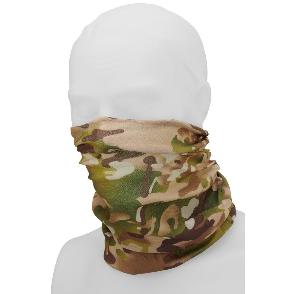 Šátek multifunkèní TACTICAL CAMO - zvìtšit obrázek
